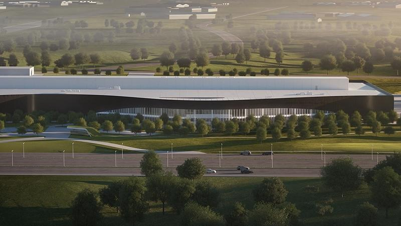 Polestar Production Plant Underway in China