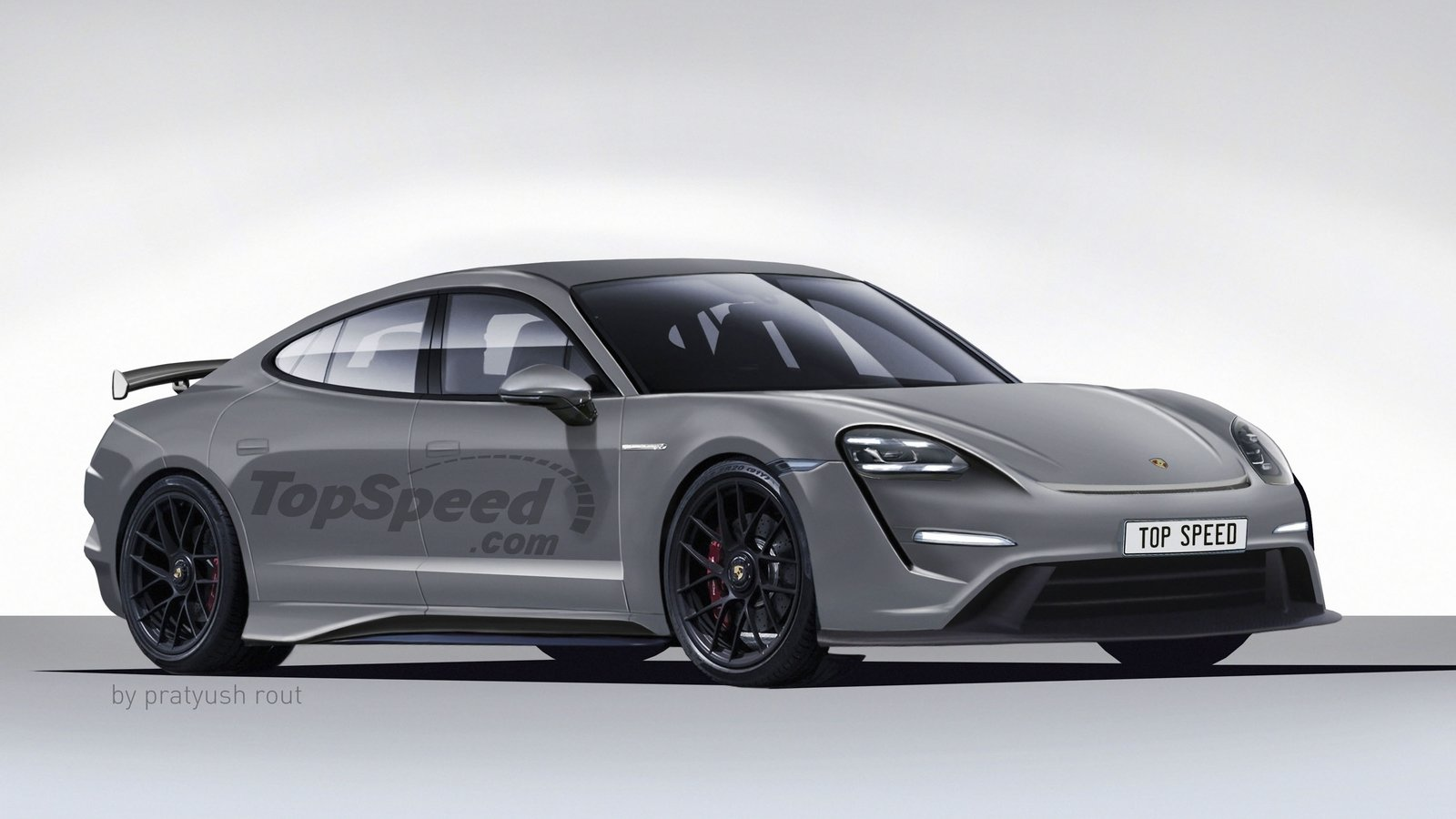 2021 Porsche Mission E Gts Review Top Speed