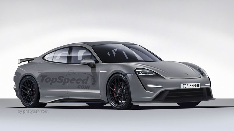 Porsche Taycan Orders Pouring In As Company Braces For High Demand of The Electric Car