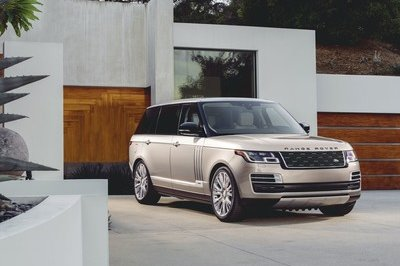 The Range Rover SVAutobiography Is JLR's Answer to the Rolls-Royce Cullinan - image 747491