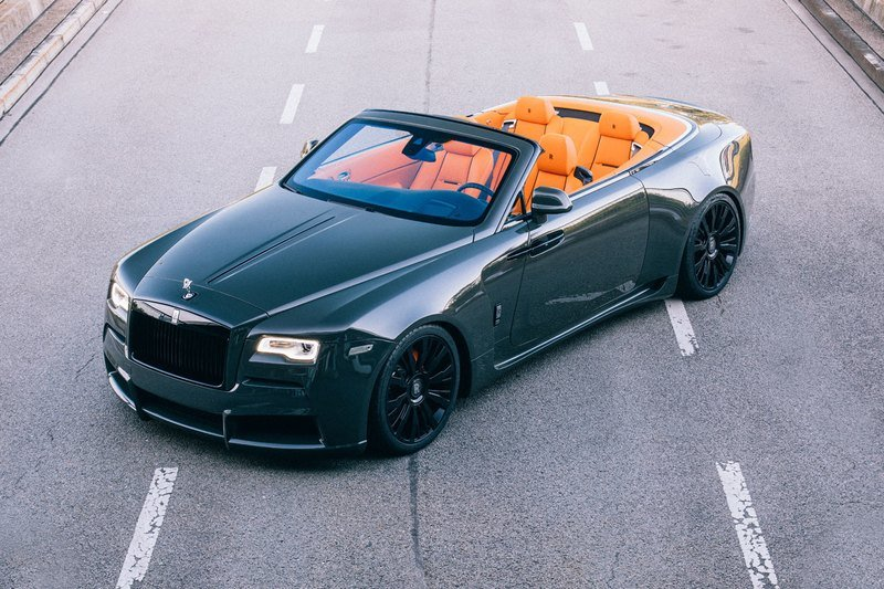 2017 Rolls-Royce Dawn Overdose by Spofec