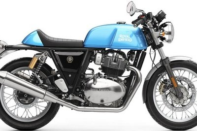 Royal Enfield's new Continental GT 650 and Interceptor have twice the number of cylinders than usual