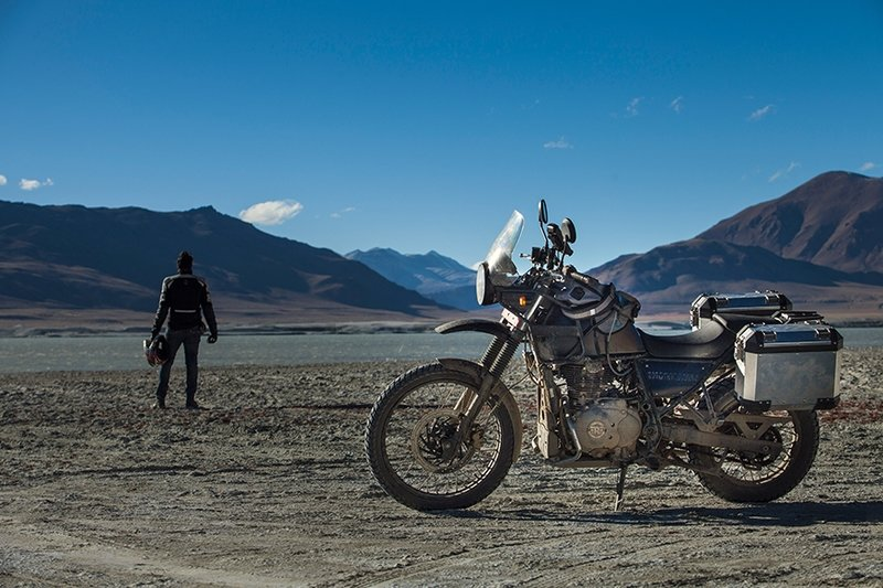Royal Enfield will bring the Himalayan to North America