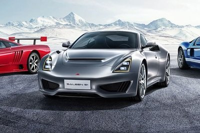 Saleen to Bring New S1 Sports Car to L.A Auto Show - image 745564
