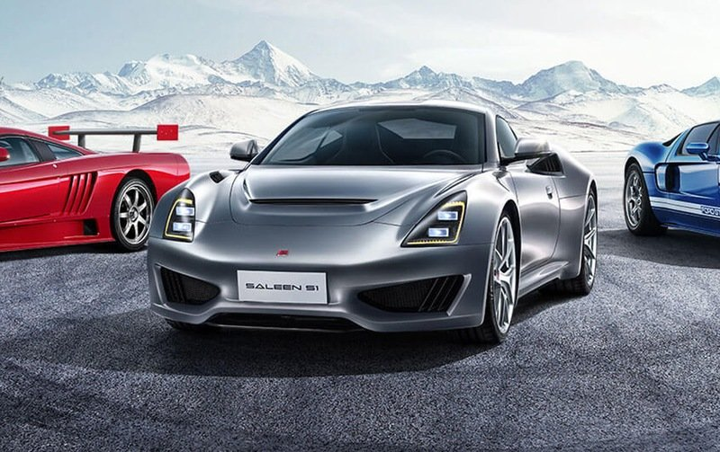 Saleen to Bring New S1 Sports Car to L.A Auto Show