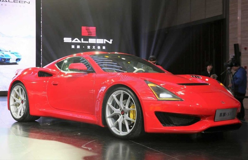 Saleen to Bring New S1 Sports Car to L.A Auto Show - image 745563