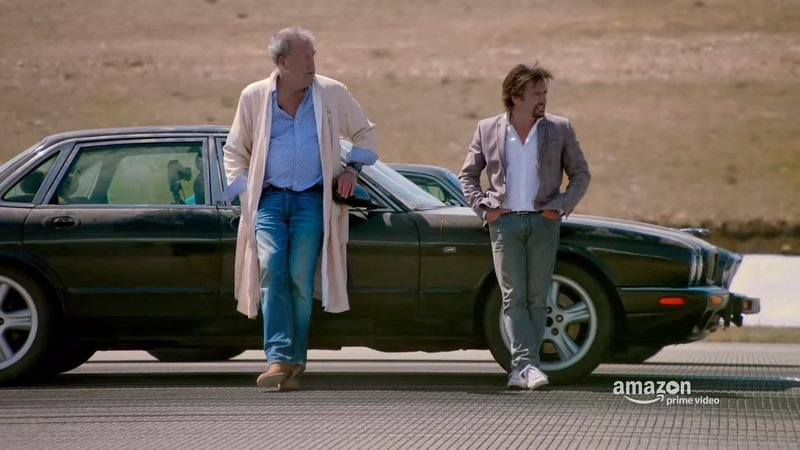 The U.K. Still Loves Jeremy Clarkson, Richard Hammond, and James May