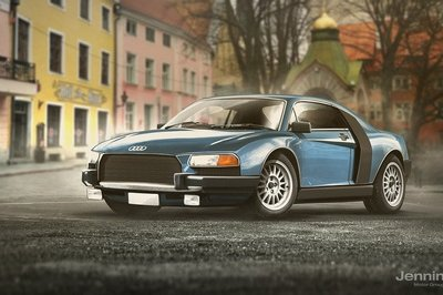 Seven Modern Cars With A Retro Twist - image 746865