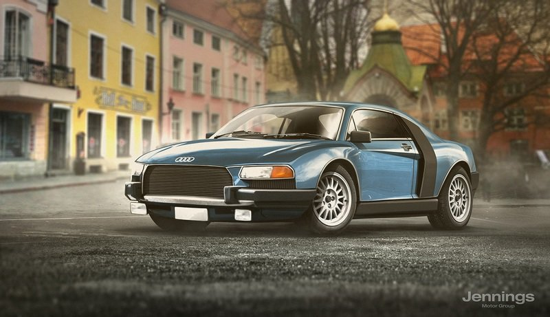 Seven Modern Cars With A Retro Twist