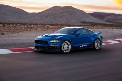 2018 Ford Shelby Mustang 1000 - image 742305