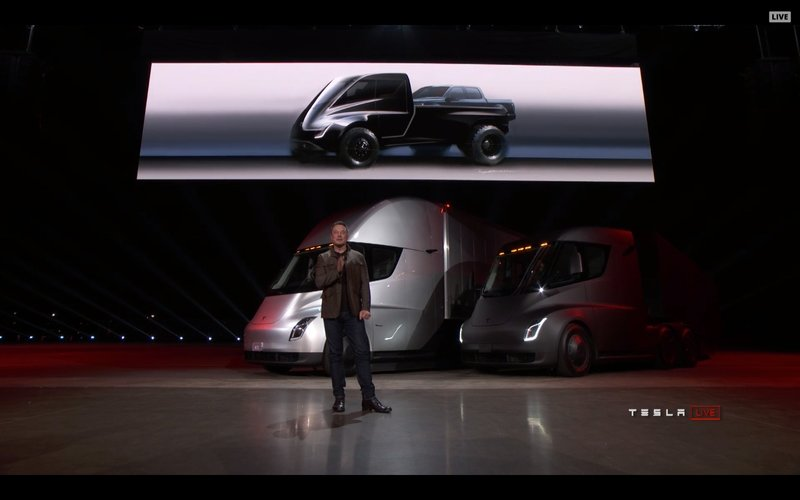 Tesla Should Build an Honest Cab-Over Half-Ton Pickup