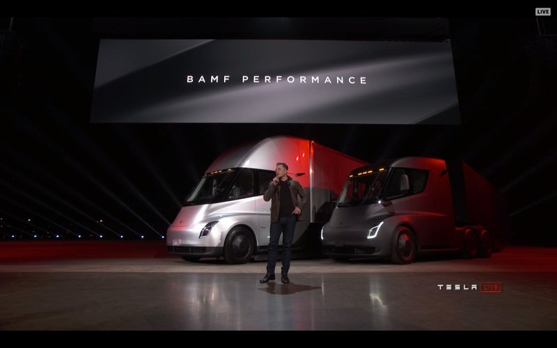 Big Trucks And Fast Cars – Analyzing Last Night's Tesla Debut Event - image 745867
