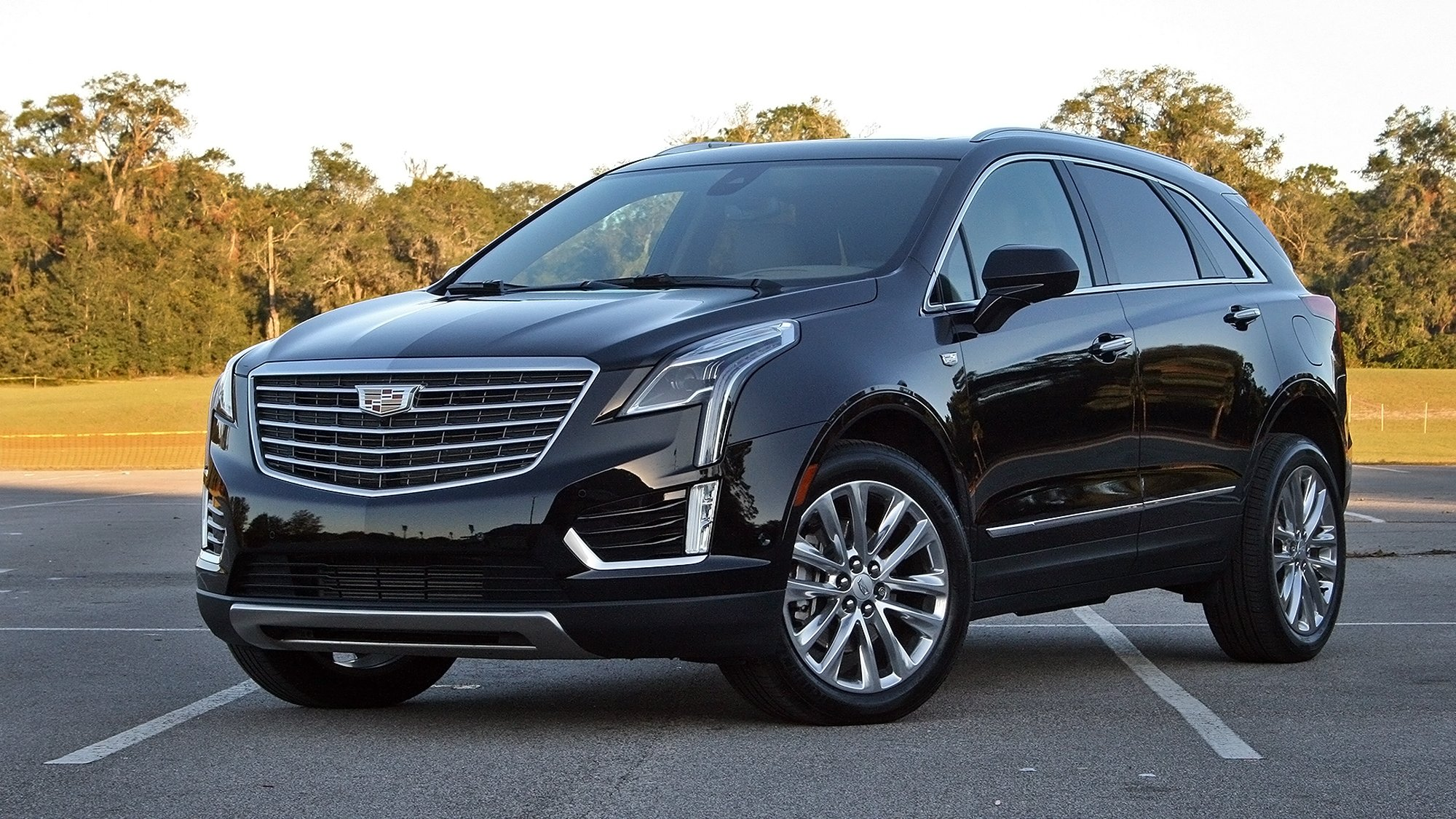 The 2017 XT5 Succeeds At Being A Cadillac