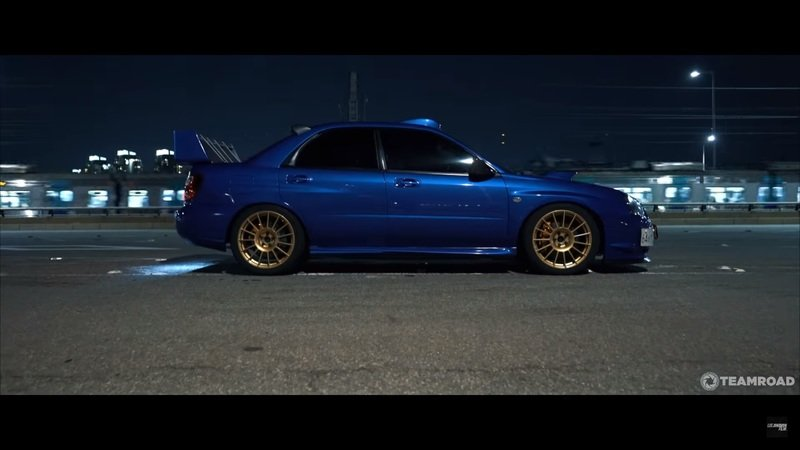 """The City Rallyist"" Attacks The Night In A Subaru WRX STI: Video"