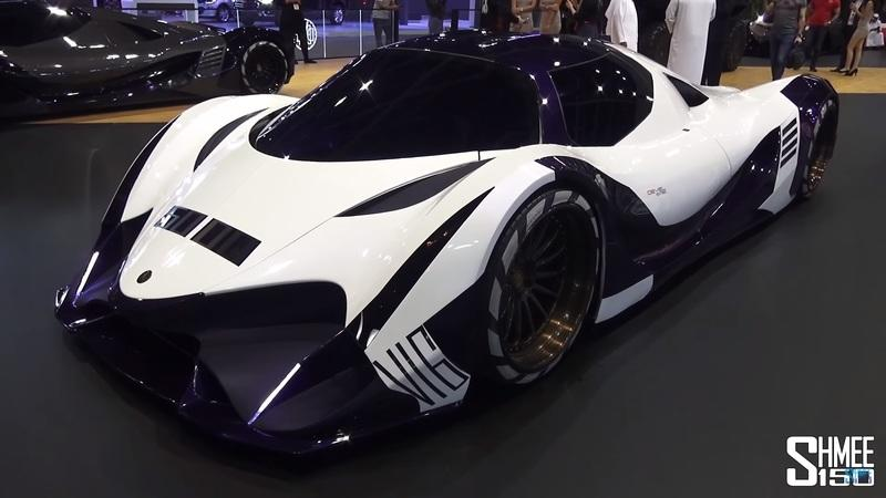 The Devel-Sixteen is Here, but it's Still just a Prototype Exterior - image 745558