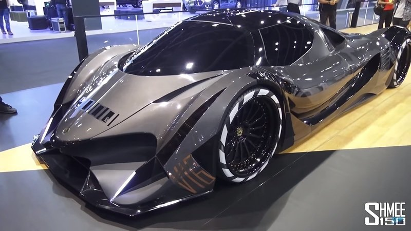 The Devel-Sixteen is Here, but it's Still just a Prototype