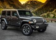The Jeep Wrangler JL to go Hybrid in 2020 - image 748796