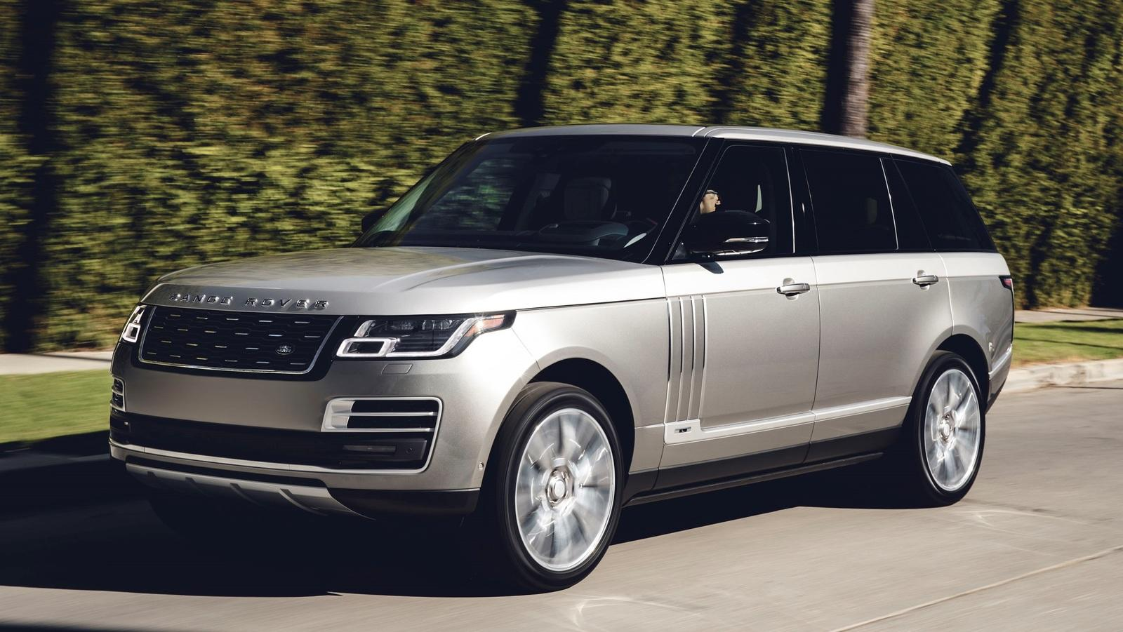 The Range Rover SVAutobiography Is JLR's Answer To The