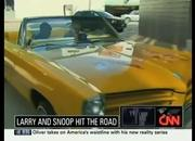 Throwback Video: Larry King Rolls With Snoop Dogg In Custom 1967 Pontiac Parisienne - image 745639