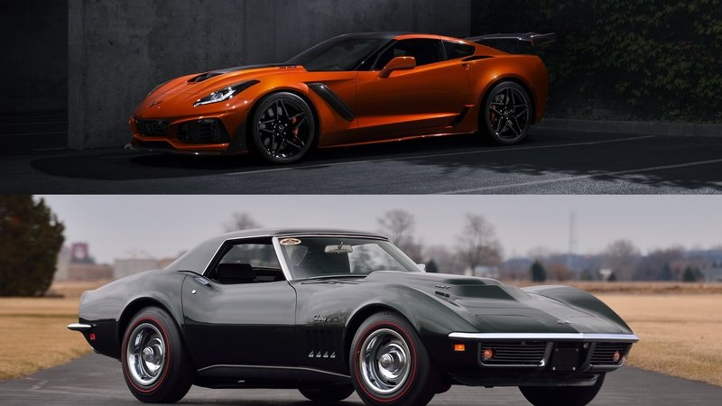 Top 10 Greatest Chevrolet Corvettes Ever Built