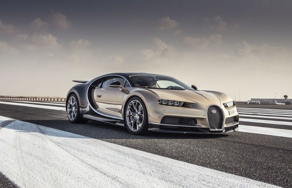 Top Gear Magazine Names The Bugatti Chiron As The