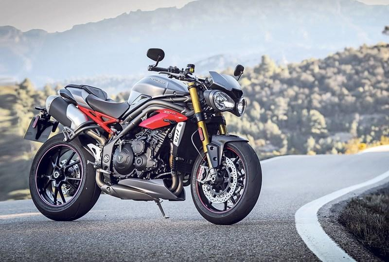 Triumph recalls 2016 Street Triples for possible stalling