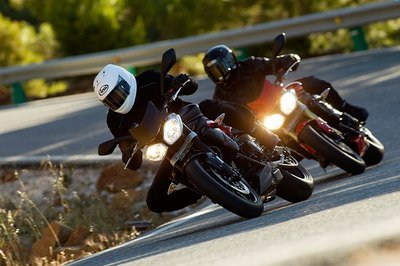 Triumph recalls 2016 Street Triples for possible stalling - image 747781