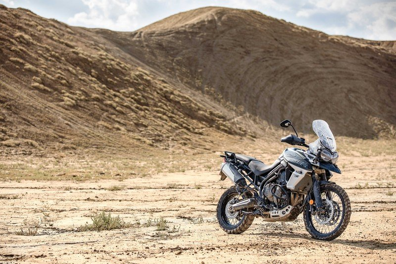Triumph's Tiger 1200 and 800 grows bigger claws for 2018