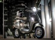 Vespa joins the electric bandwagon with the Electtrica - image 745518