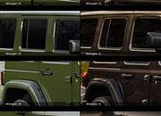 Visual Comparison: Jeep Wrangler JL vs JK - image 742107