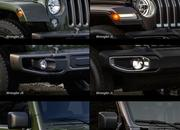 Visual Comparison: Jeep Wrangler JL vs JK - image 742110