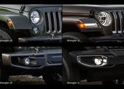 Visual Comparison: Jeep Wrangler JL vs JK - image 742105