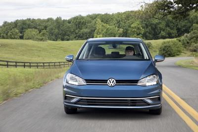 2018 Volkswagen Golf Facelift launched in the U.S. - image 744062