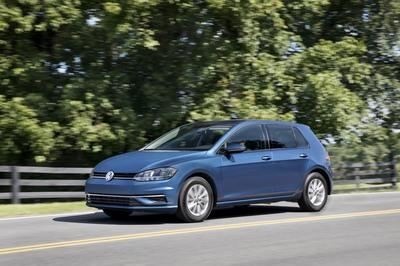 2018 Volkswagen Golf Facelift launched in the U.S. - image 744066