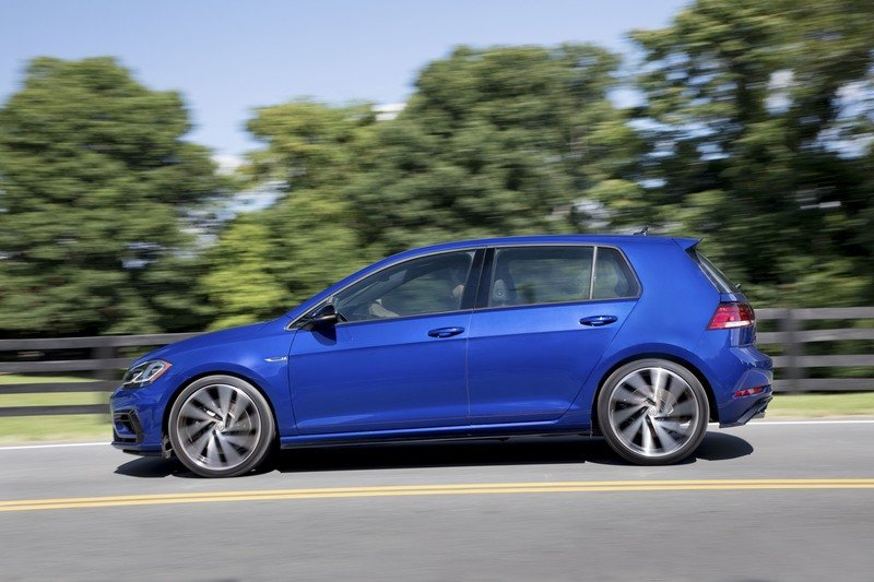 The 2020 Volkswagen Golf R Will Grow Mean with 400 horsepower
