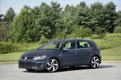 2018 Volkswagen Golf Facelift launched in the U.S. - image 744076