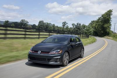 2018 Volkswagen Golf Facelift launched in the U.S. - image 744079