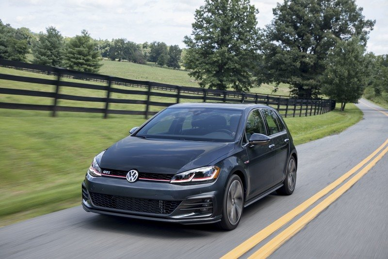 2017 Volkswagen Golf GTI Exterior Wallpaper quality - image 744080