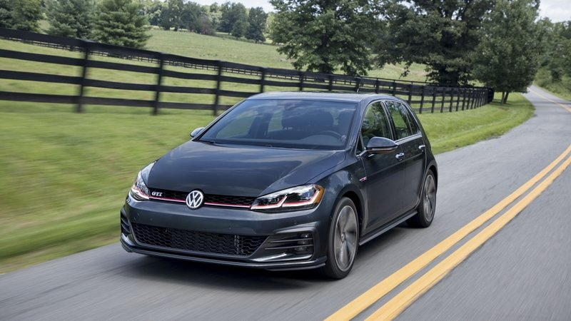 2018 Volkswagen Golf Facelift launched in the U.S.