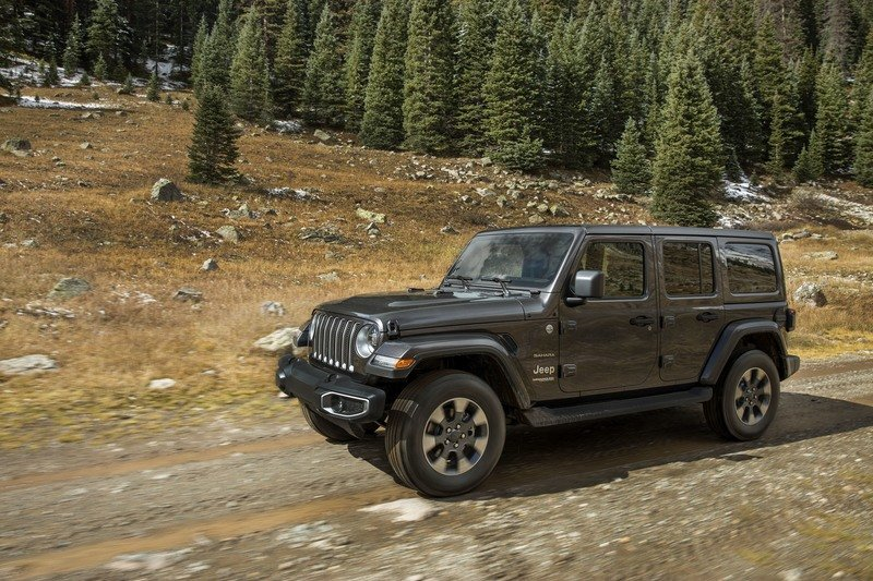 Watch Live: 2018 Jeep Wrangler Debut