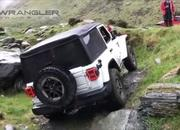Watch the 2018 Jeep Wrangler Rubicon Tackle Rocks in New Zealand! - image 743602