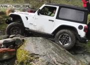 Watch the 2018 Jeep Wrangler Rubicon Tackle Rocks in New Zealand! - image 743604