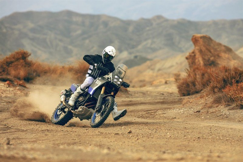 Video: Yamaha showcases what the Ténéré 700 World Raid is capable of