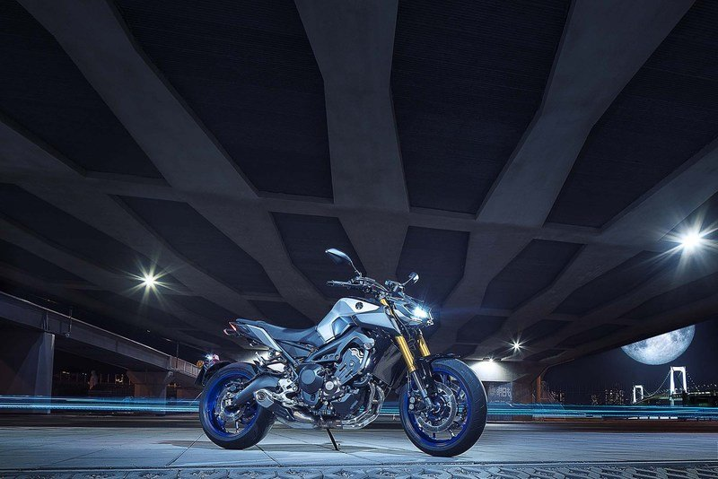 Yamaha unveils its 2018 'MT' hyper nakeds