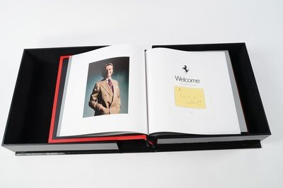 You Can Buy This Ferrari Book For The Price Of A New Sports Car - image 744597