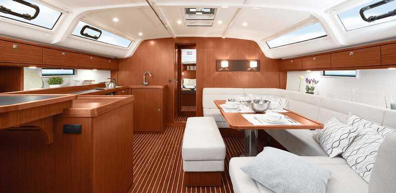 2017 Bavaria Cruiser 51 Interior High Resolution - image 753121