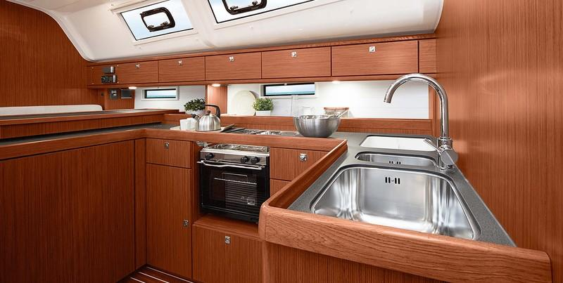 2017 Bavaria Cruiser 51 Interior High Resolution - image 753125