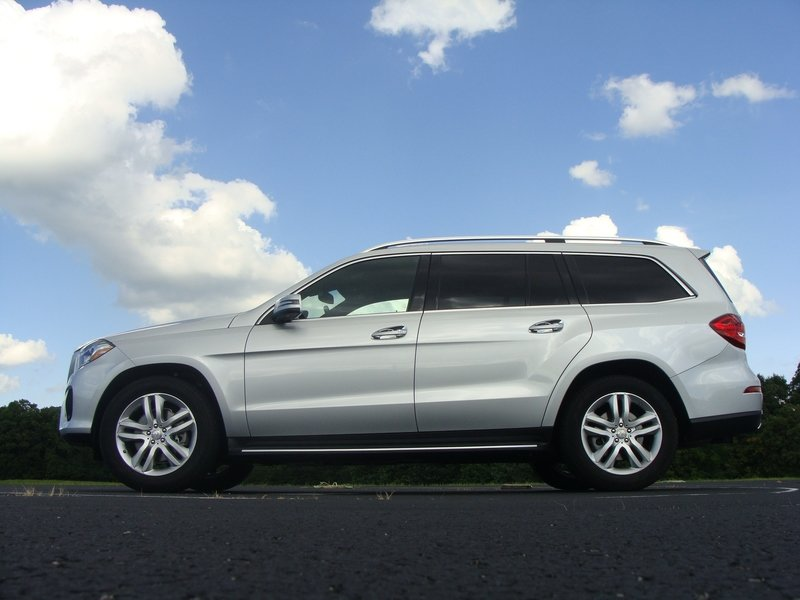 2017 Mercedes-Benz GLS450 - Driven