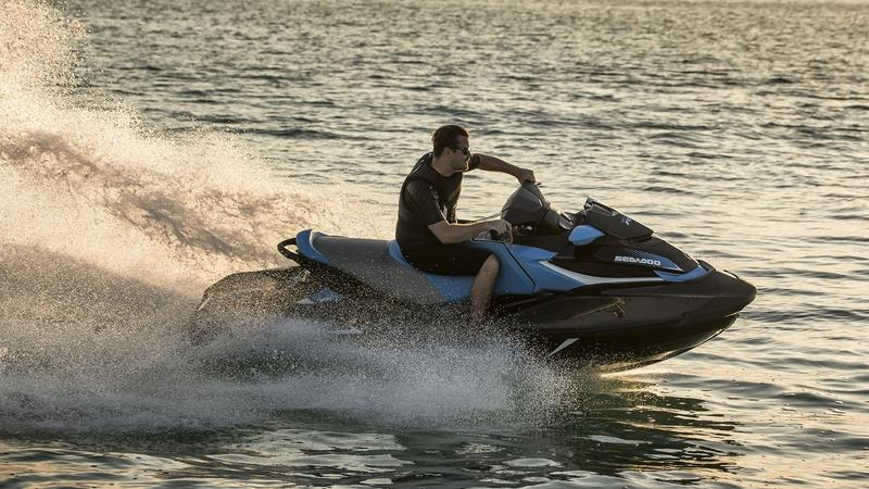 2017 Sea-Doo RXT 260 | Top Speed
