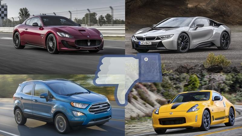 2017 Year In Review – Worst Vehicles Of The Year